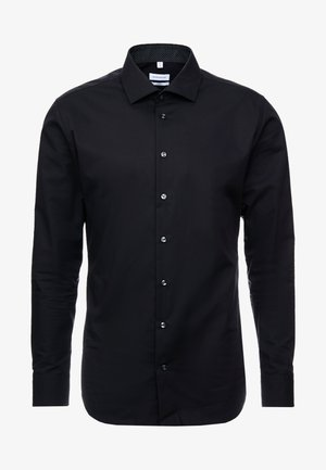 BUSINESS KENT EXTRA SLIM FIT - Formal shirt - black