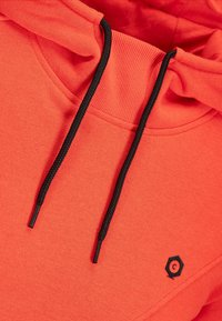 Jack & Jones - JCOPINN HOOD REGULAR FIT - Sweat à capuche - fiery red - 4