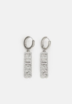 COLLEGE - Boucles d'oreilles - silver-coloured