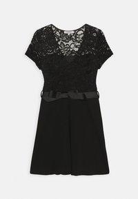 Morgan - ROMALO - Vestido de cóctel - noir - 4