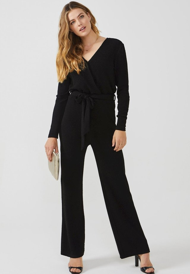 STACY  - Jumpsuit - black