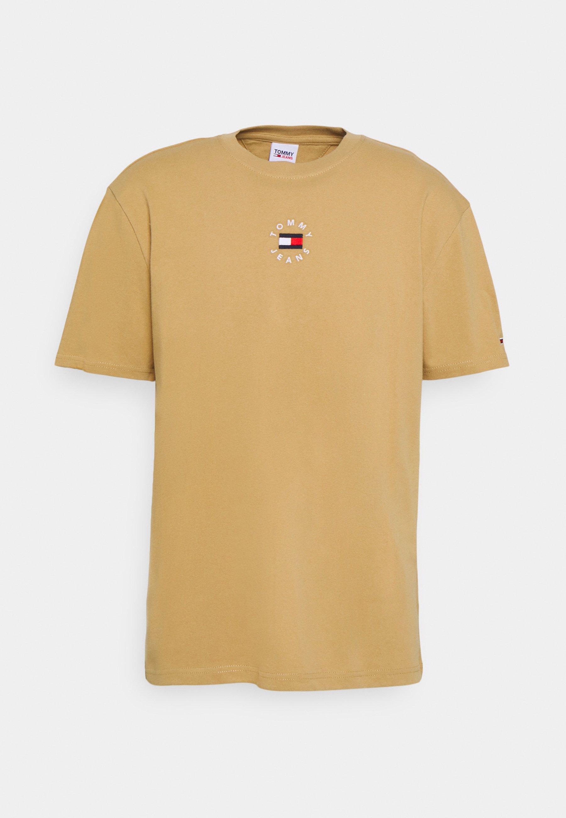 Women TINY CIRCULAR TEE UNISEX - Print T-shirt