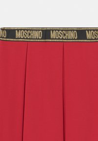 MOSCHINO - SKIRT - Mini skirt - flame red - 2