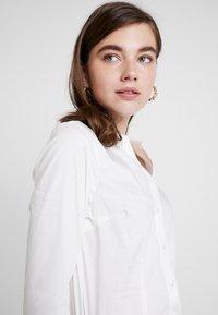 Vero Moda - VMLADY - Button-down blouse - snow white - 3