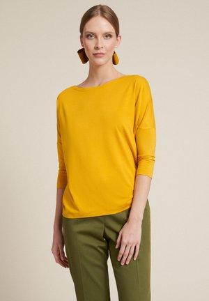 Long sleeved top - senape