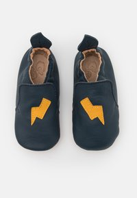 Shoo Pom - FLASH UNISEX - First shoes - navy/maïs - 3