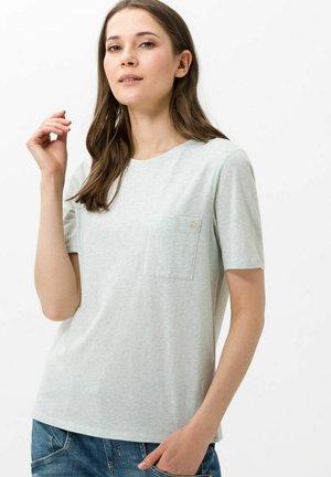 STYLE CIRA - Basic T-shirt - pine