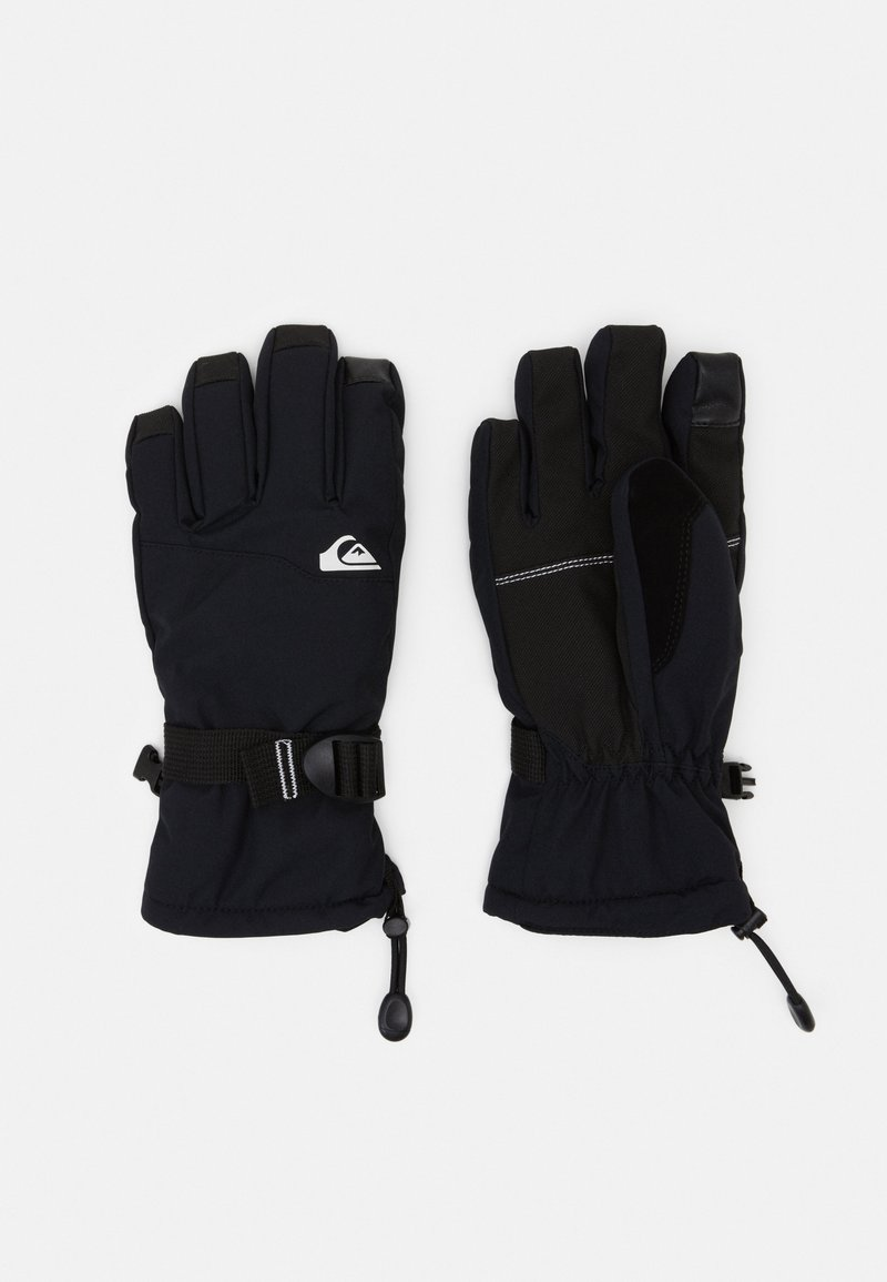 Quiksilver - MISSION - Gloves - true black