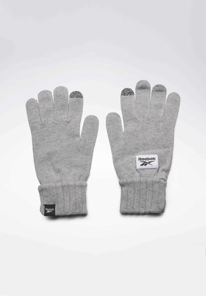 ACTIVE FOUNDATION KNIT GLOVES - Guanti - grey