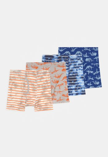 BOYS DINO 4 PACK - Pants - multi-coloured
