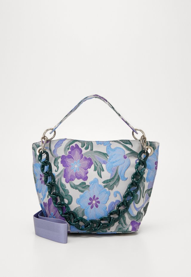 NEAT GARDEN - Borsa a tracolla - light purple