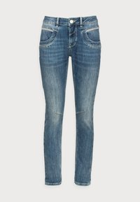 Mos Mosh - RELOVED - Jeans Skinny Fit - blue - 3