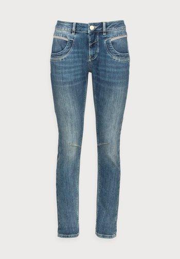 RELOVED - Jeans Skinny Fit - blue
