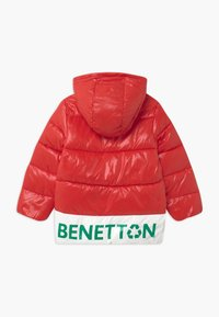 Benetton - Giacca invernale - red - 1
