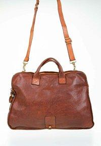 Campomaggi - Briefcase - cognac - 1
