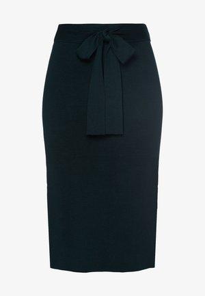 Pencil skirt - dark green