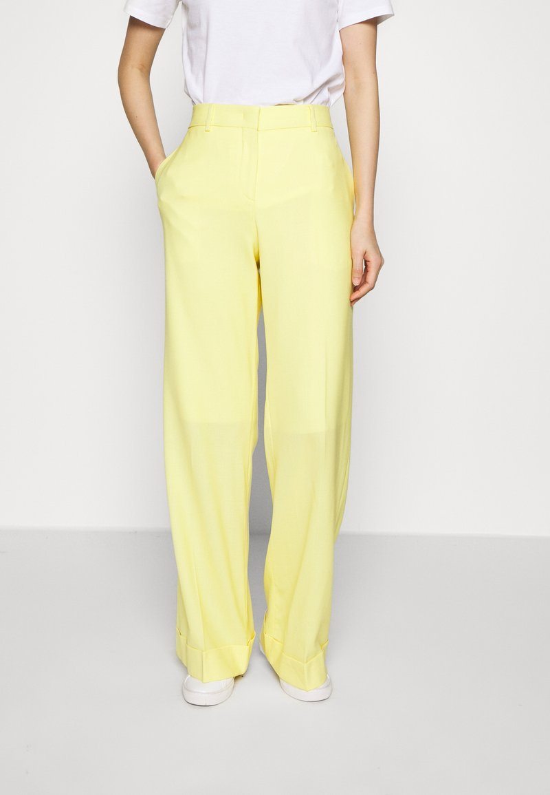 PS Paul Smith - Kalhoty - lemon