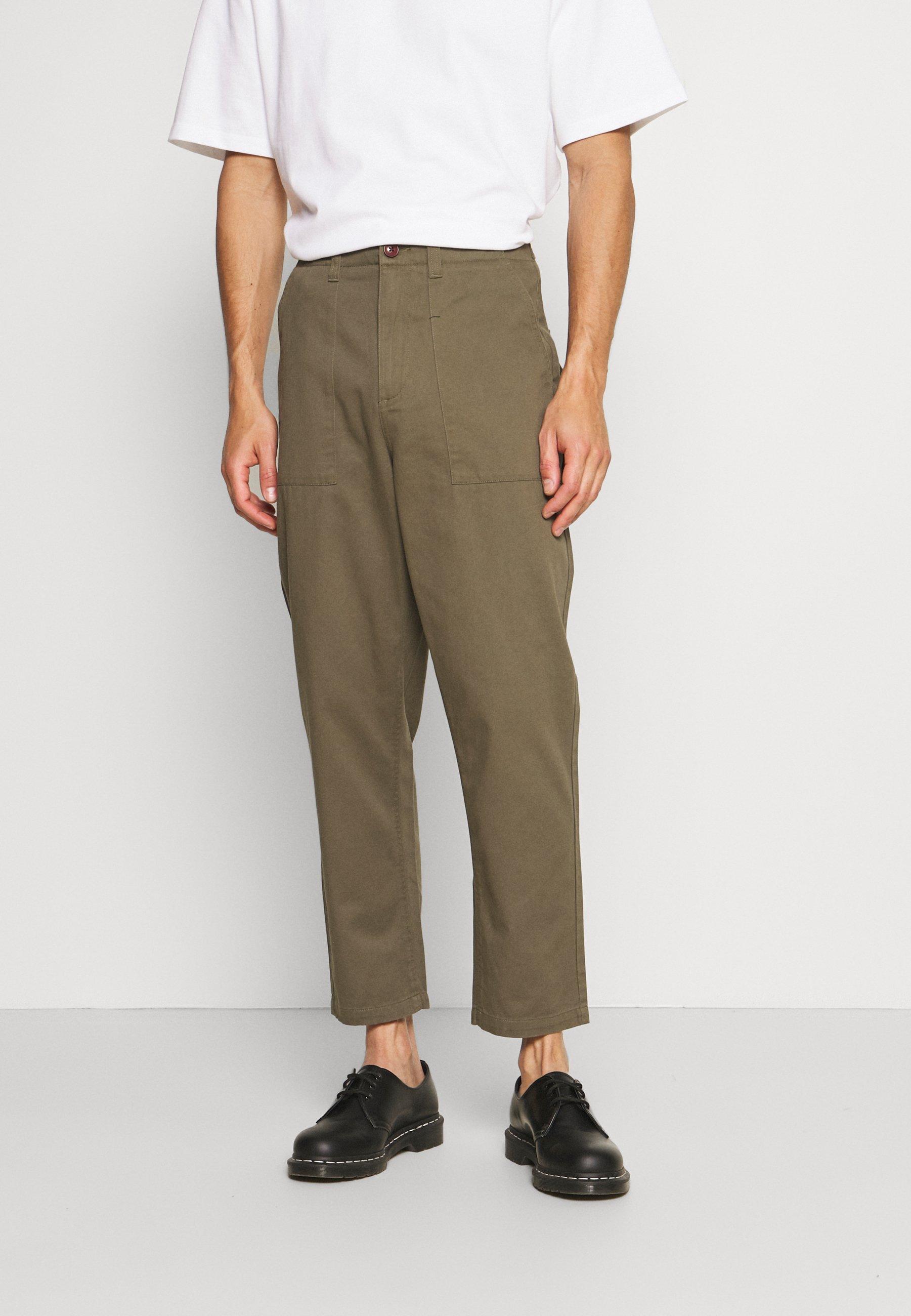 Uomo HAWTIN PATCH - Pantaloni