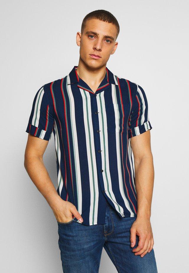 AKLEO SHIRT - Overhemd - sapphire