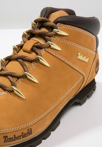 Timberland - EURO SPRINT HIKER - Bottines à lacets - wheat - 5