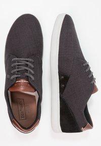 Boxfresh - HENNING - Sneakers laag - black - 1