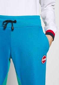 Colmar Originals - LADIES PANTS - Verryttelyhousut - blue - 5