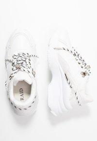 RAID - IBIZA - Sneakersy niskie - white - 3