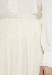 Needle & Thread - KISSES SKIRT - Pencil skirt - champagne - 4