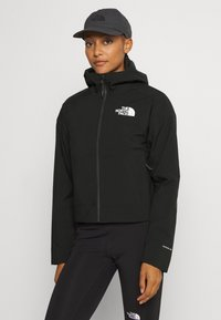 The North Face - W FL INSULATED JACKET - Hardshell jacket - black - 0
