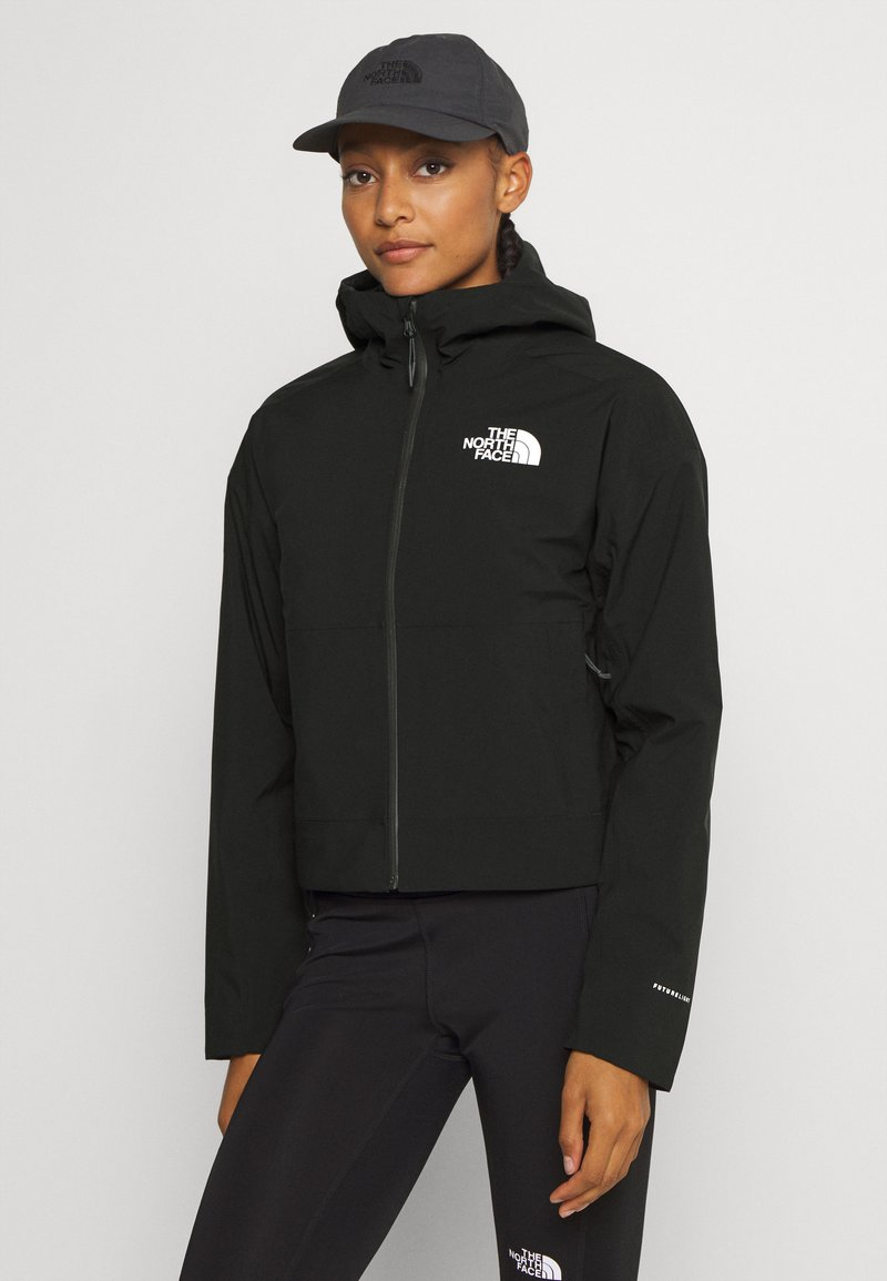 The North Face - W FL INSULATED JACKET - Hardshell jacket - black