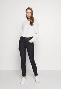 CLOSED - SKINNY PUSHER - Jeans Skinny Fit - dark blue - 1