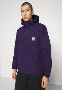 Carhartt WIP - NIMBUS - Light jacket - royal violet - 3