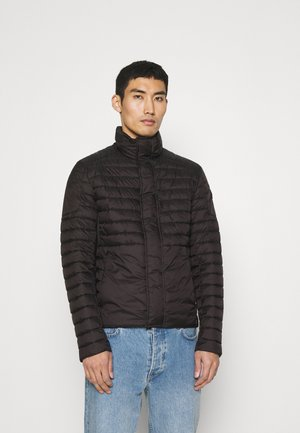 MENS INSULATED JACKET - Light jacket - black