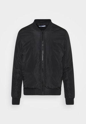 JACKET - Bombejakke - black