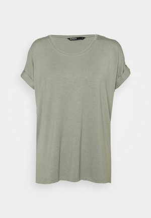 ONLMOSTER ONECK - T-shirt basic - shadow