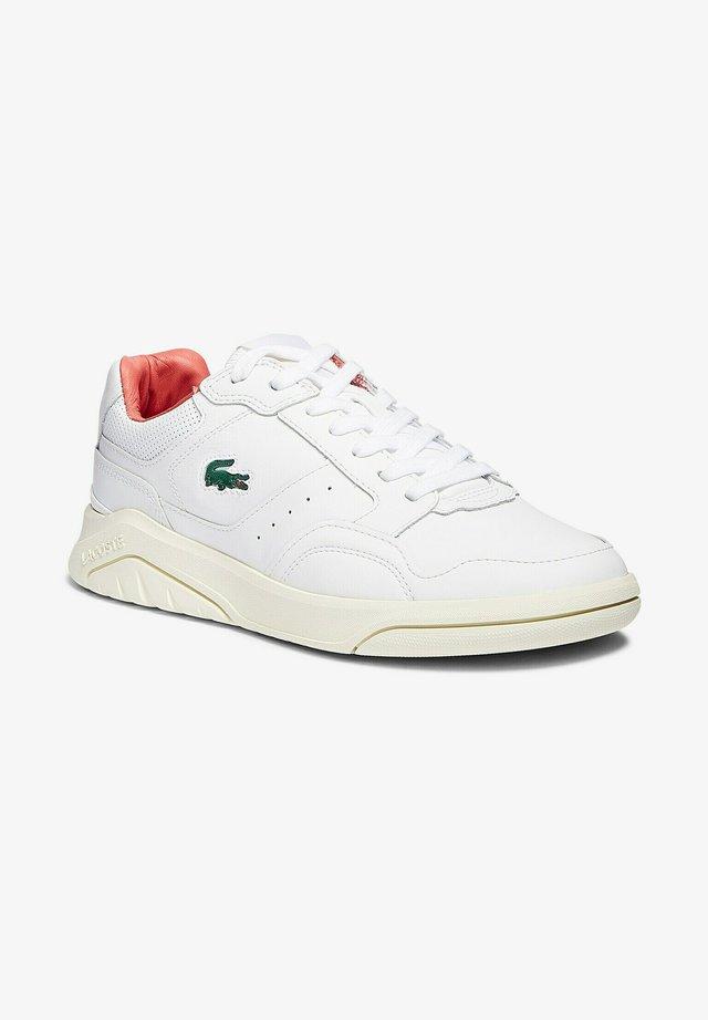 Sneakers laag - wht/pnk