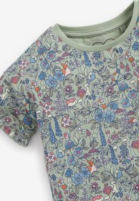 Next - 5 PACK - T-shirt print - pink - 7