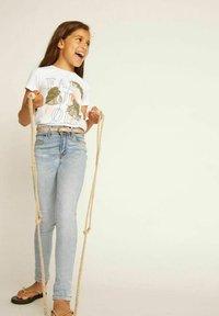 Name it - Jeans Skinny Fit - light blue denim - 0