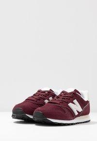 New Balance - WL373 - Sneakersy niskie - red - 4