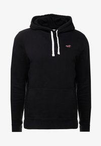 Hollister Co. - CORE ICON - Hoodie - black - 3