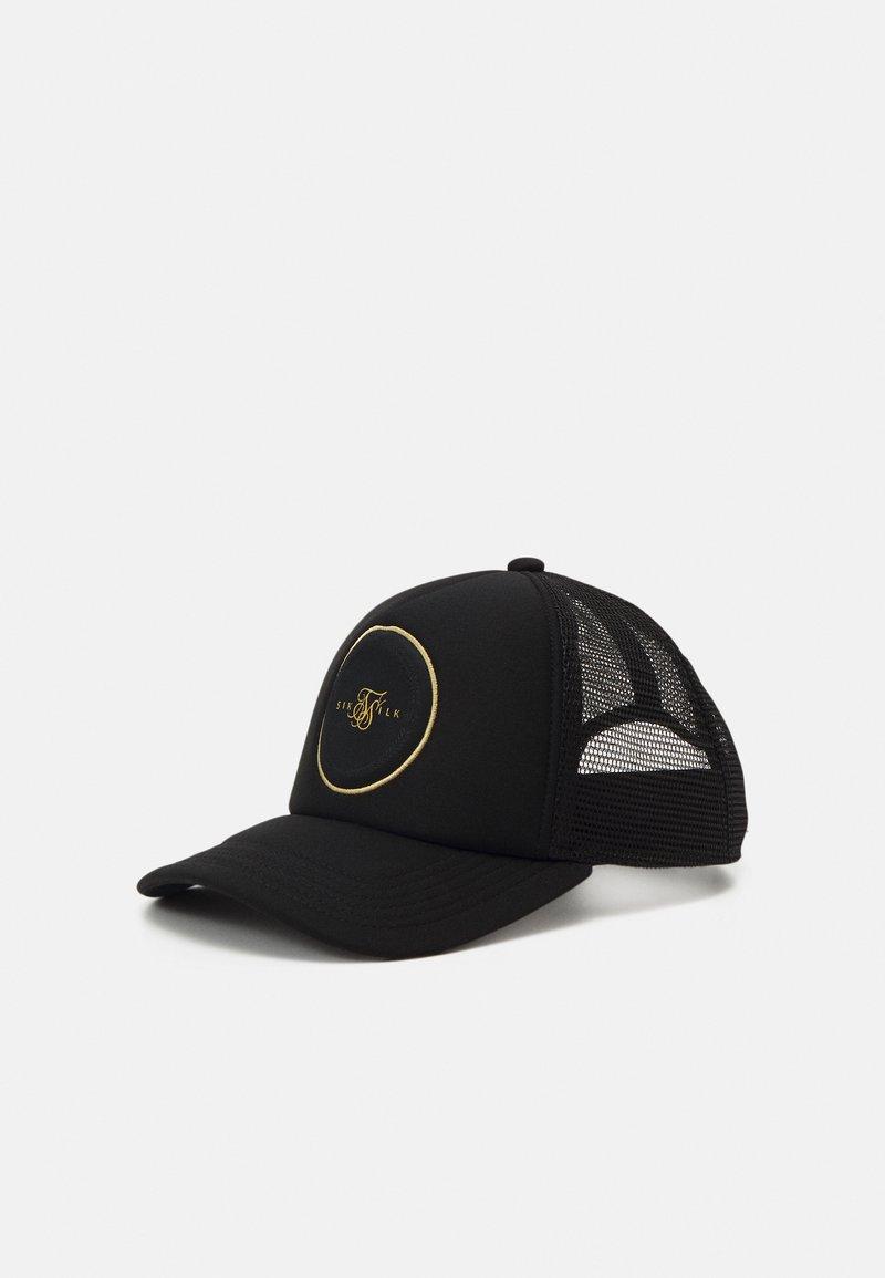 SIKSILK - FOAM TRUCKER - Cap - black