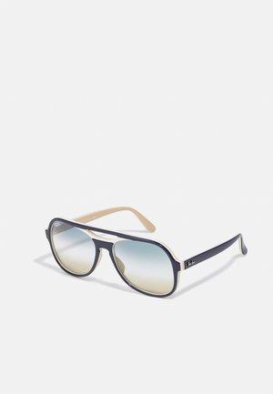 Solglasögon - blue/creamy light brown