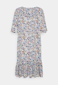Soaked in Luxury - SLIDE DRESS - Kjole - blue - 1
