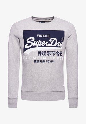 VINTAGE - Sweatshirt - grey marl