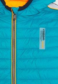 Vingino - THAN - Winter jacket - cyan blue - 3
