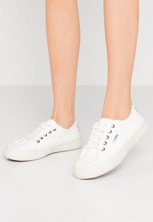 Sneakers basse - blanco