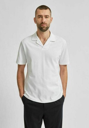 HAWAIKRAGEN - Polo shirt - bright white