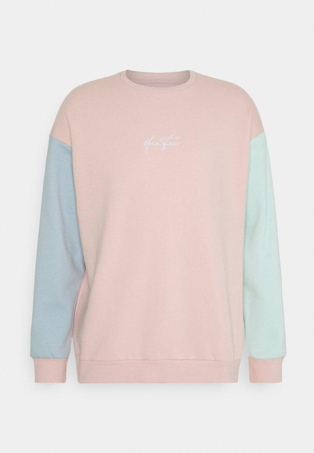 UNISEX - Sweatshirt - pink