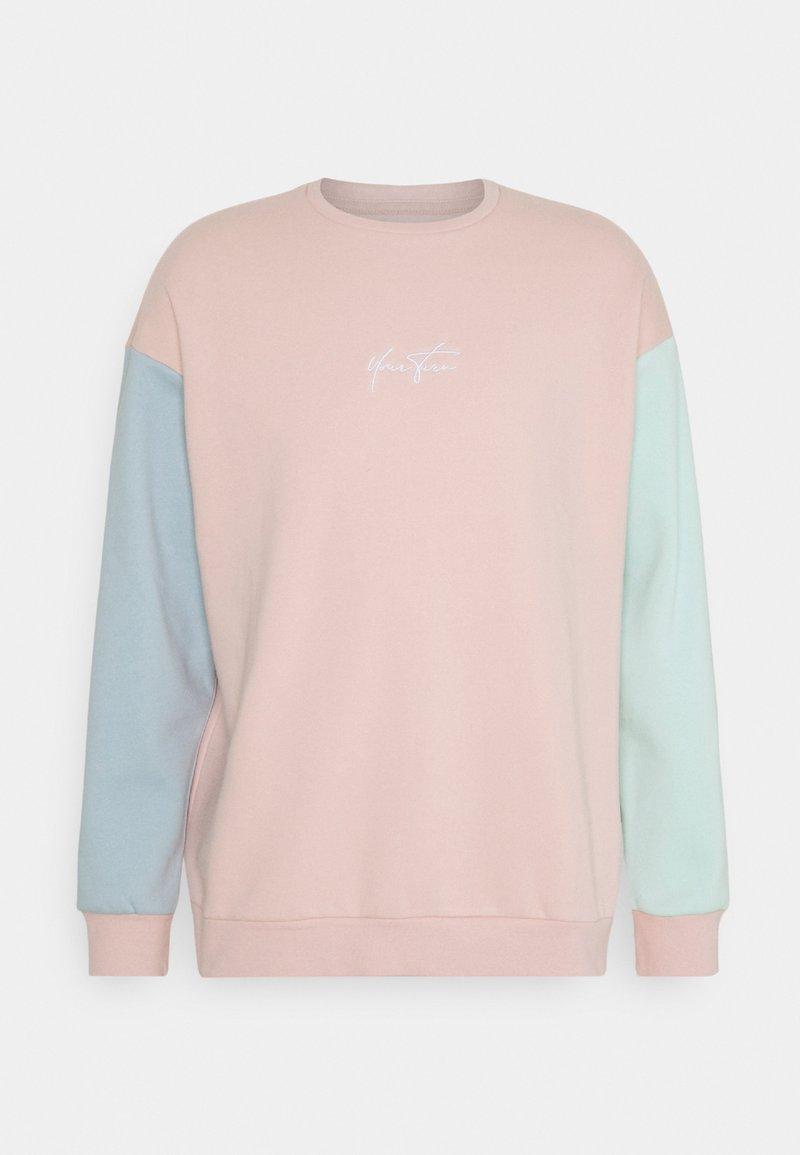 YOURTURN - UNISEX - Sweatshirt - pink