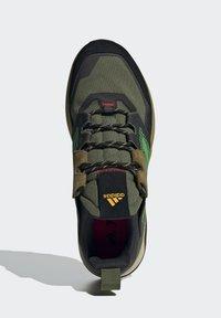 adidas Performance - TERREX TRAILMAKER BLUE WANDERSCHUH - Hikingsko - green - 3